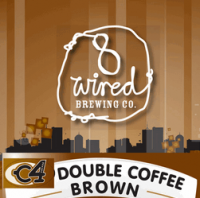 8 Wired C4 Coffee Brown Ale