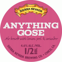 Sierra Nevada Anything Gose