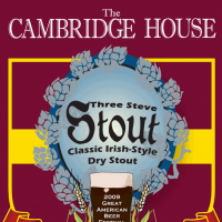 The Cambridge House Three Steve Stout