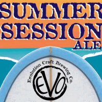 Evolution Craft Brewing Summer Session