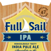 Full Sail IPA label