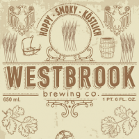 Westbrook Grätzer Smoky Wheat Ale