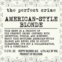 The Perfect Crime American Blonde