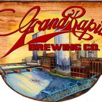 grand rapids brewing logo