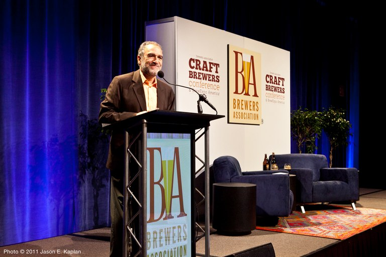 charlie papazian craft brewers conference 2011