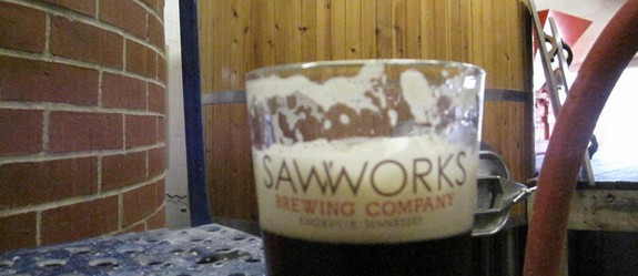 saw works brewing co
