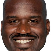 shaquille o neal face