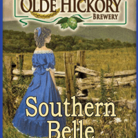Olde Hickory Southern Belle Farmhouse Ale