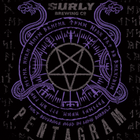 Surly Pentagram Dark Sour Ale