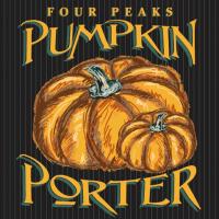 Four Peaks Pumpkin Porter label