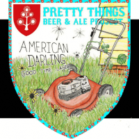 Pretty Things American Darling Good Times Lager