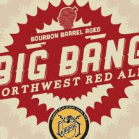 Lompoc Big Bang Bourbon Barrel-aged Northwest Red Ale