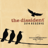 Deschutes The Dissident label BeerPulse