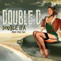 Dominion Double D Double IPA label