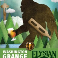 Elysian Washington Grange Farmhouse Ale
