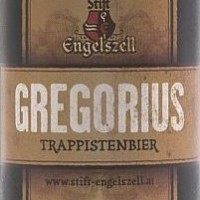 Engelszell Gregorius Dark Tripel bottle