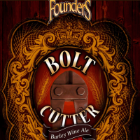 Founders Bolt Cutter 15th Anniversary Barley Wine