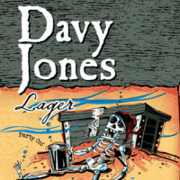 Heavy Seas Davy Jones Lager can