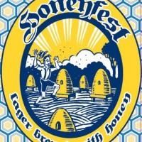 Tallgrass Honeyfest Can Label