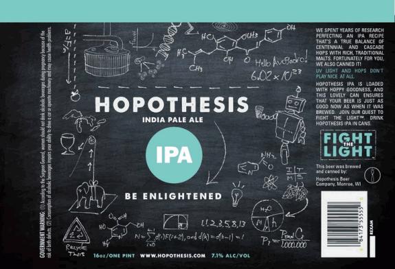 Hopothesis IPA