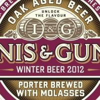 Innis and Gunn Winter Beer 2012 (Porter)