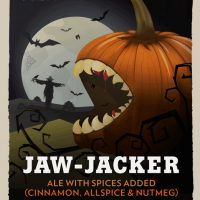 Arcadia Jaw-Jacker Pumpkin Ale