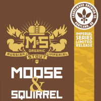 Laurelwood Moose and Squirrel Russian Imperial Stout
