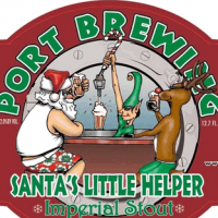 Port Bourbon Barrel Santa's Little Helper Imperial Stout