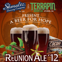 Reunion Ale '12: A Beer for Hope