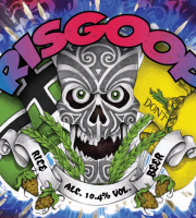 Risgoop Rice Wheatwine (Three Floyds and Mikkeller)