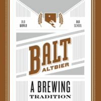Union Balt Altbier can label
