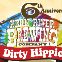 Kern River Dirty Hippie Imperial Red Ale