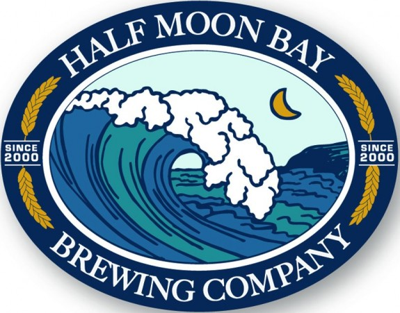 half moon bay brewing logo
