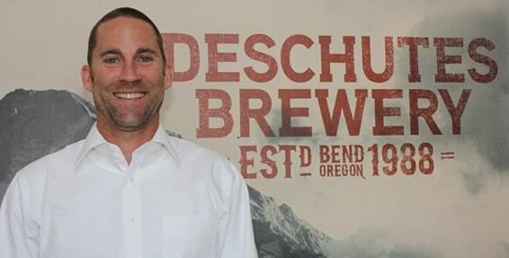 Deschutes Brewery Jeff Billingsley
