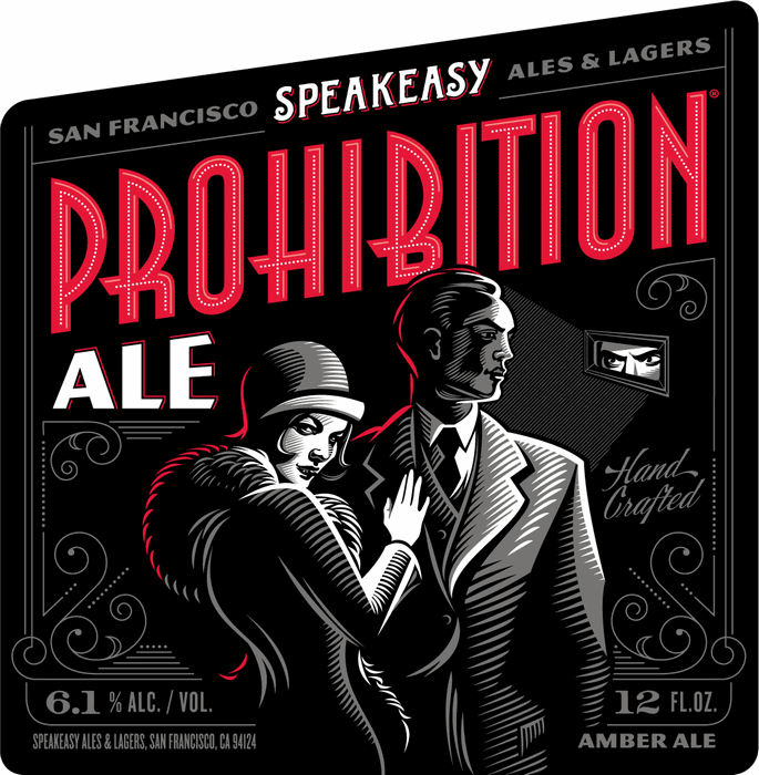 a description of speakeasy prohibition of food