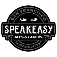 speakeasy beer logo