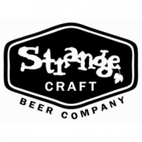 strange craft beer co logo