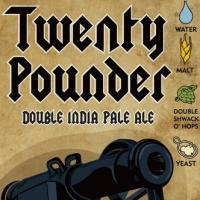 Driftwood Twenty Pounder Double IPA