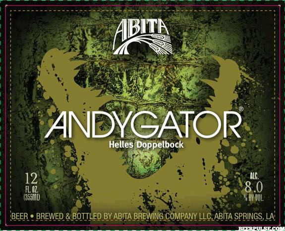 Abita Andygator
