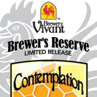 Brewery Vivant Contemplation Ale