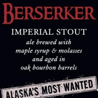 Midnight Sun Berserker Bourbon Barrel-aged Imperial Stout