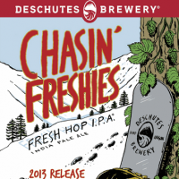 Deschutes Chasin Freshies 2013 TTB