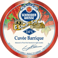 Cuvée Barrique Pinot Noir Wine Barrel-aged Wheat Doppelbock