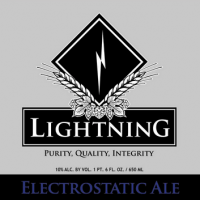 Lightning Electrostatic Ale