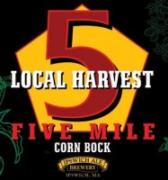 Five Mile Corn Bock (Ipswich Ale Brewery)