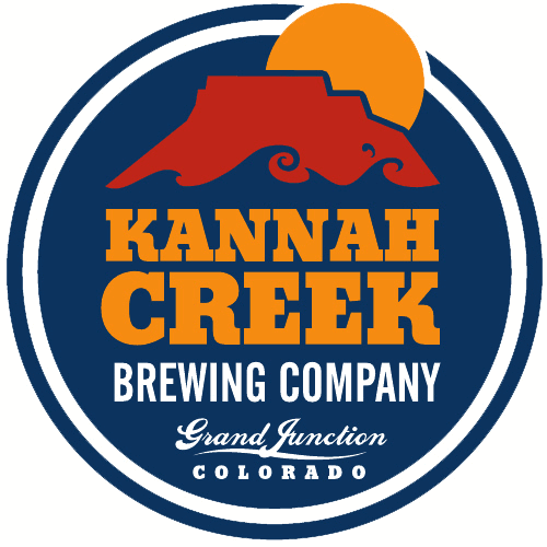 Kannah Creek Brewing Logo Signs With Rndc To Go Statewide Colorado Beerpulse