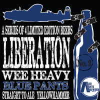 Blue Pants Liberation Wee Heavy Ale