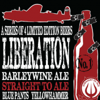Straight to Ale Liberation Barleywine