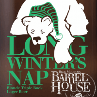 Blue Mountain Long Winter's Nap Blonde Triple Bock