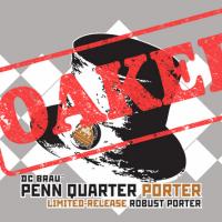 DC Brau Oaked Penn Quarter Porter